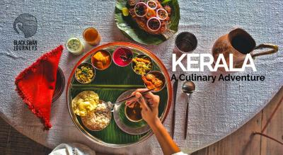 Kerala: A Culinary Adventure!