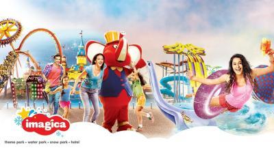 Imagica Themepark - Waterpark - Snowpark
