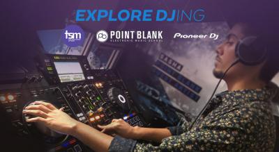 True School: Explore DJing