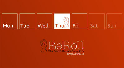 Tabletop Thursday with ReRoll Board Games