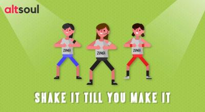 Shake It Till You Make It (Zumba & Bollywood)
