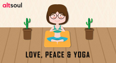 Love, Peace & Yoga