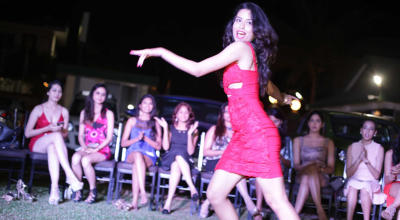 World Supermodel Prelude Party