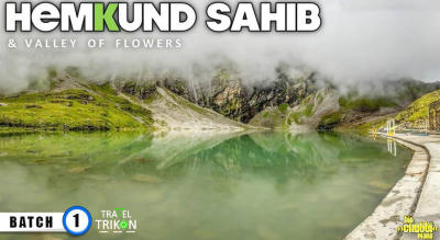 Valley of Flowers & Hemkund Sahib Trek