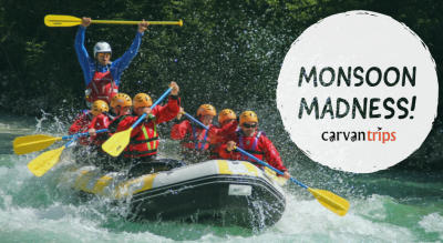 Rafting Madness!