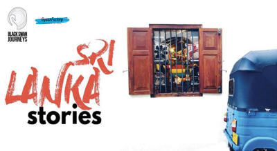 Sri Lanka Stories   Food, history & a festival