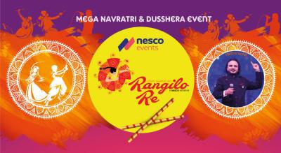 Rangilo Re 2018 – Mega Navratri & Dusshera Event