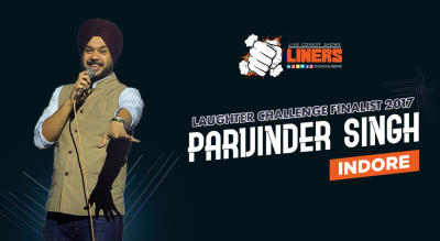 Punchliners: Standup Comedy Show ft. Parvinder Singh Live in Indore