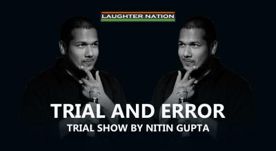 Trial and Error by Nitin Gupta ( Rivaldo )
