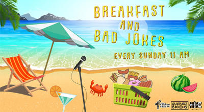 Breakfast & Bad Jokes