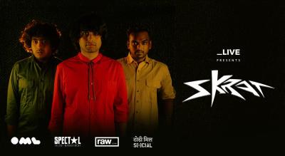Underscore Live presents SKRAT, Mumbai
