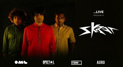 Underscore Live presents SKRAT, Delhi