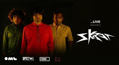 Underscore Live presents SKRAT, Bangalore