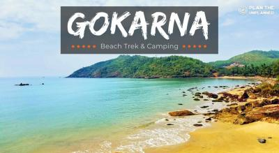 Gokarna Beach Trek with Plan The Unplanned (Women Only)