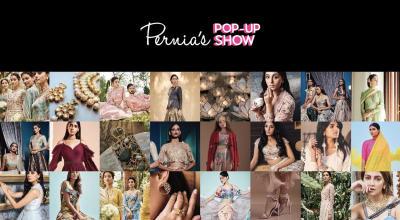 Pernia's Pop-Up Show Festive '18, Mumbai