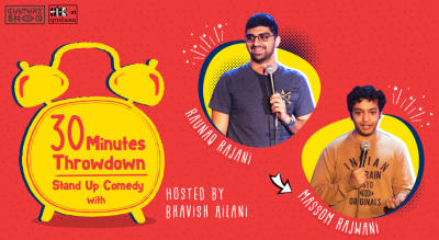 The 30min Throwdown - Stand up Comedy
