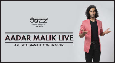 Aadar Malik Stand Up Comedy