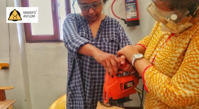 Woodworking Workshop August - Delhi