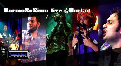 HarmoNoNium - Live Fusion Concert at Harkat