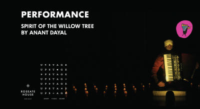 Spirit of the Willow Tree by Anant Dayal