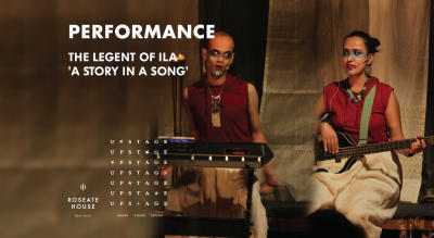 The Legent of Ila: A Story in a Song