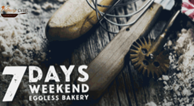 7 Days Weekend Eggless Bakery