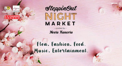SteppinOut Night Market - Kolkata