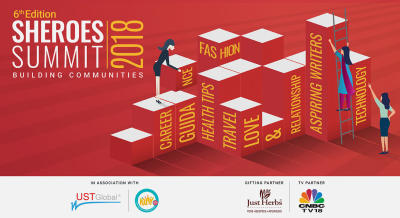 SHEROES Summit 2018 – Building Communities, Delhi