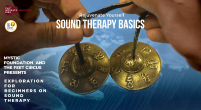 Sound Therapy for Healthy Living