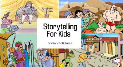 Storytelling for Kids - Indian Folktales