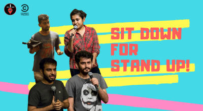 Sit Down For Standup Comedy Show