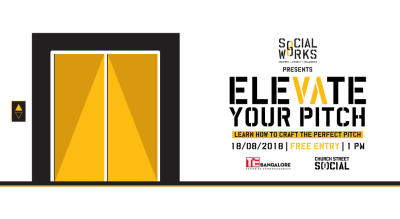 #SocialWorks presents Elevate Your Pitch
