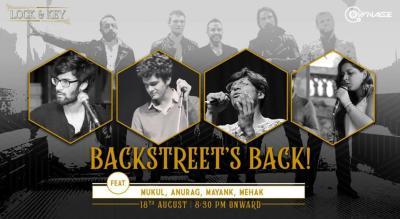 Musical Night - Backstreet's Back