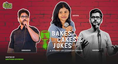 Bakes, Cakes & Jokes - 20th edition