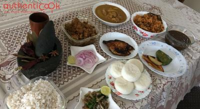 Authenticook Presents Authentic Goan Feast