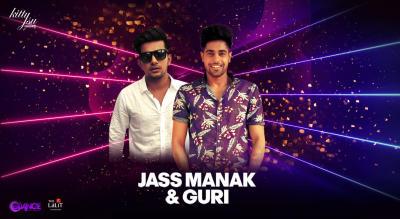Jass Manak and Guri (Live)