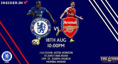 Chelsea v Arsenal | London Derby Screening Mumbai
