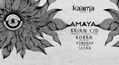 Amaya ft. Brian CID + Kohra