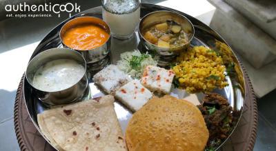Authenticook presents Gujarati Bhog in Pune