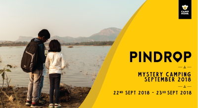 Pindrop Mystery Camp - September 2018