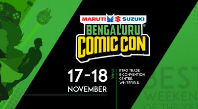 Bengaluru Comic Con, 2018