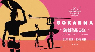 Gokarna - Surfing