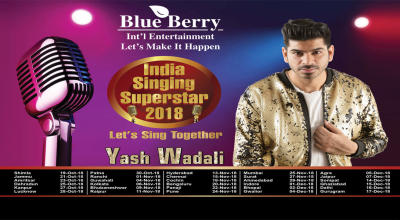 INDIA SINGING SUPERSTAR—2018, Pune