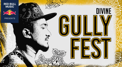 Red Bull Music Presents Divine X Gully Fest