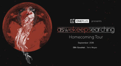 aswekeepsearching Homecoming Tour, Guwahati
