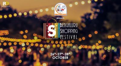 Bengaluru Shopping Festival by SteppinOut