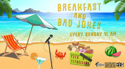 Breakfast & Bad Jokes