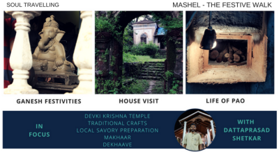 Mashel - The Festive Walk