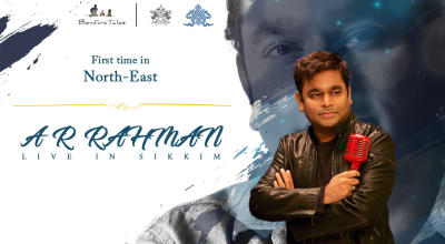 Sign up for updates to AR Rahman - First Ever Concert In The North-East