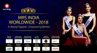 Haut Monde Mrs India Worldwide